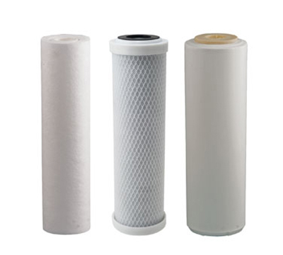 Dormont CBMX-S3S-PM Replacement Filter Pack for Cube Max-S3 w/ Anti-Scale Media