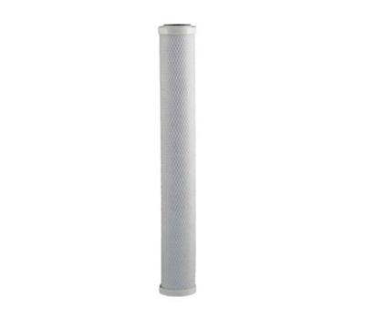 """Dormont CLDBMAXR-L-CB Carbon Block Filter w/ 20"""" Slimline, 1-Micron"""