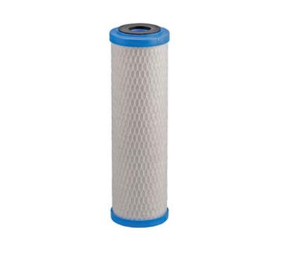 "Dormont CLDBMAXR-S-CB Carbon Block Filter w/ 10"" Slimline, 1-Micron"