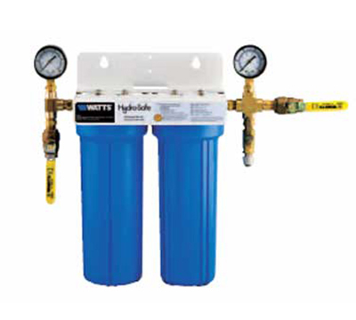 Dormont ESPMAX-S2S 2-Stage Espresso Max-S2 Filtration System w/ Ball Valves & Flush Kit