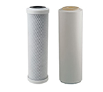 Dormont ESPMAX-S2S-PM Replacement Filter Pack for Espresso Max-S2 w/ (2) Carbon Block Filters