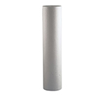 "Dormont HSR-BL-SED-50M 20"" Big Blue Full Flow Sediment Filter w/ 50-Micron, Polypropylene"