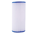 Dormont HSR-BL-SED-1MP 20-in Big Blue Pleated Sediment Filter w/ 1-Micron