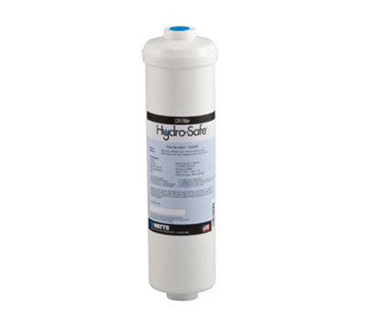 Dormont HSR-CR-CFS717 Replacement Carbon Block Filter Cartridge w/ 1-Micron & 10000-gal Capacity