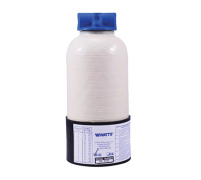 Dormont HS-SOFT-MINI-4K Mini Water Softener w/ 4000-Grain Capacity & 7-gal/min Flow Rate, 7x15.5""