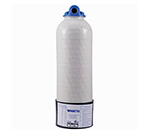 Dormont HS-SOFT-MINI-8K Mini Water Softener w/ 8000-Grain Capacity & 9-gal/min Flow Rate, 7x20.5-in