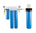 Dormont STMMAX-S3LP 4-Stage Steam Max-S3L Filtration System w/ Ball Valves & Flush Kit