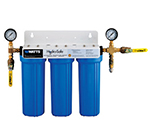 Dormont STMMAX-S3S 3-Stage Steam Max-S3 Filtration System w/ Ball Valves & Flush Kit