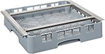 Elkay RSPB-20 Plastic Scrap Basket w/ Stainless Slide, 20x20-in