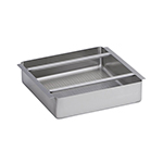 Elkay RSSB-20 Scrap Basket w/ Stainless Slide, 20x20-in