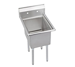 Elkay 1C18X24-0X Standard Sink w/ 18x24x12-in Bowl & 10-in Splash