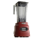 Omega BL630R 64-oz Blender w/ Push Button, BPA-Free Tritan Copolyester, Red