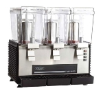 Omega OSD30 Drink Dispenser w/ Continuous Rotary System, (3) 3-Gallon, 500 Watts