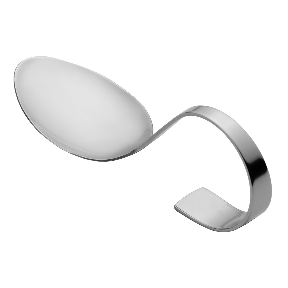 World Tableware 002023 Appetizer Spoon, 18/8-Stainless, Windsor