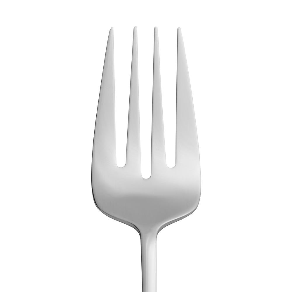 """World Tableware 002141 11.87"""" Serving Fork, 18/8-Stainless, Deluxe Windsor"""