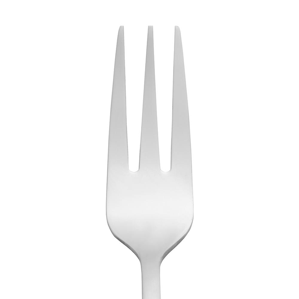 World Tableware 132038 Salad Fork w/ 3-Tine, 18/0-Stainless, Heavy Weight, Freedom Brandware