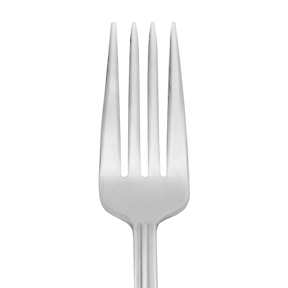 World Tableware 305039 Silverplated European Dinner Fork, Priscilla World Collection