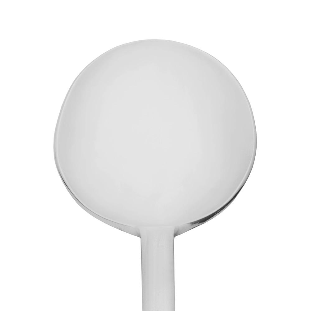 World Tableware 464016 Auberge Bouillon Spoon - Silverplated