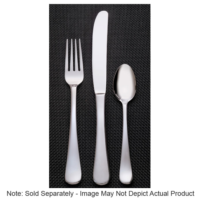 World Tableware 467002 Dessert Spoon, 18/0-Stainless, Auberge World Collection