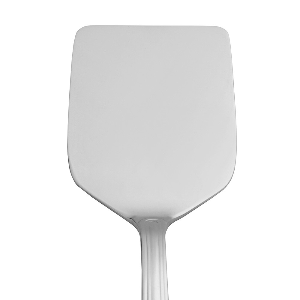 "World Tableware 492022S 7"" Louvre Pastry Platter, Stainless"