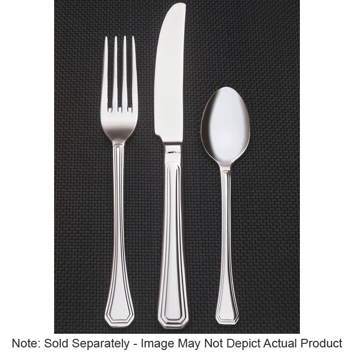 World Tableware 511001 Teaspoon, 18/0-Stainless, High Society World Collection