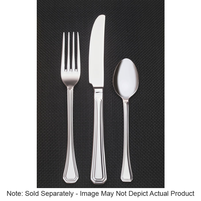 World Tableware 511038 Salad Fork, 18/0-Stainless, High Society World Collection