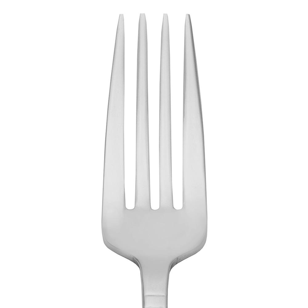 World Tableware 564039 European Dinner Fork, 18/0-Stainless, Metropolitan World Collection