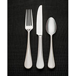"""World Tableware 703016 6.5"""" Bouillon Spoon, 18/8 Stainless, Equity"""