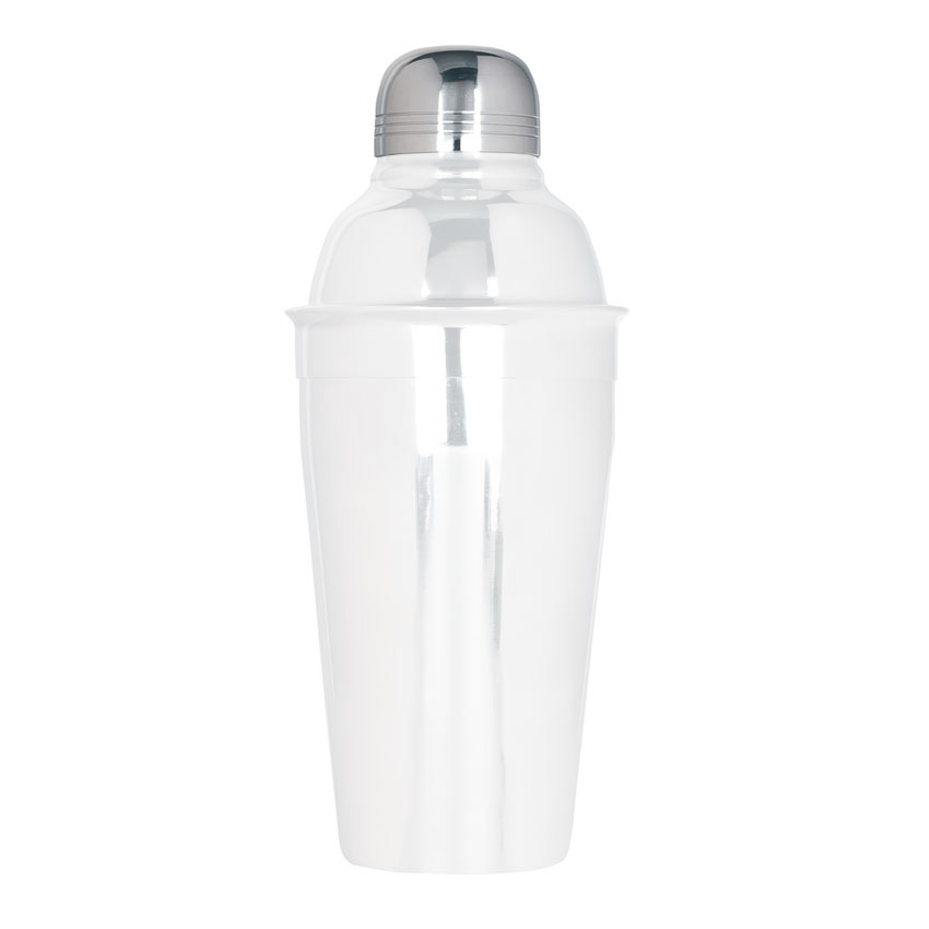 World Tableware 75135C Cocktail Shaker Cap - Stainless