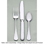 World Tableware 813030 Silverplated Dessert Fork, Baguette World Collection
