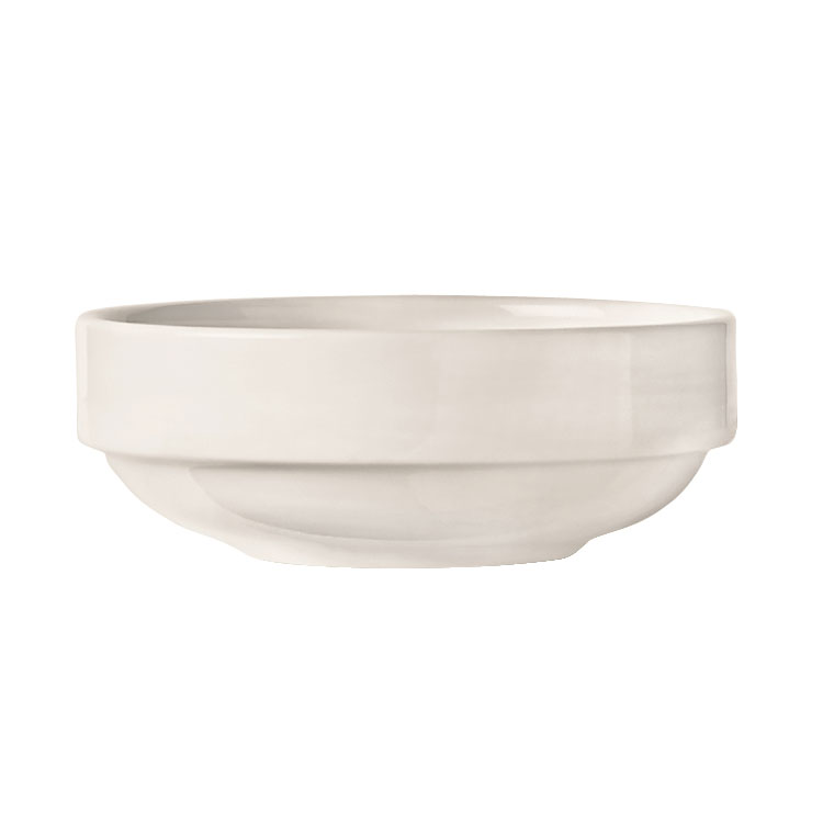 "World Tableware 840-330-002 4"" Porcelain Stacking Bowl w/ 6-oz Capacity, Porcelana"