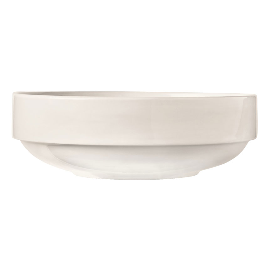 "World Tableware 840-330-004 9"" Porcelain Stacking Bowl w/ 74-oz Capacity, Porcelana"