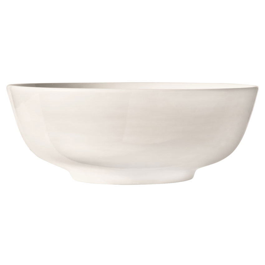 "World Tableware 840-355-010 8.5"" Porcelain Bowl w/ 60-oz Capacity, Bright White, Porcelana"