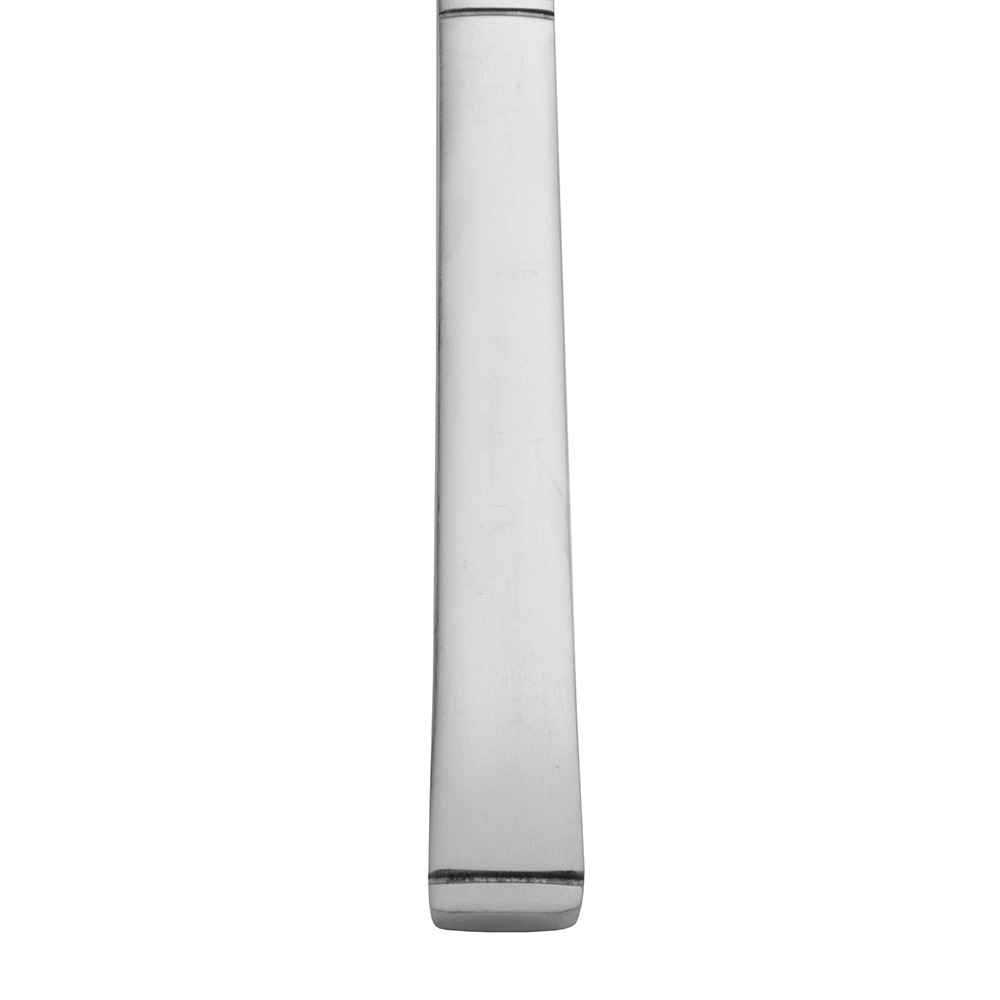 World Tableware 858754 Bread Butter Knife w/ Plain Blade & Solid Satin Finish Handle, New Charm World