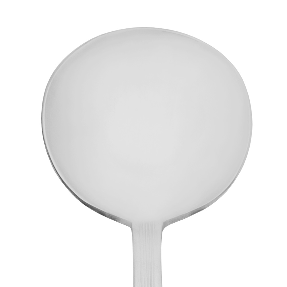 World Tableware 881016 Minuet Bouillon Spoon - 18/0 Stainless Steel, World Collection