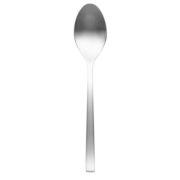 """World Tableware 930 002 7.13"""" Briossa Dessert Spoon - 4.5-ga Stainless"""