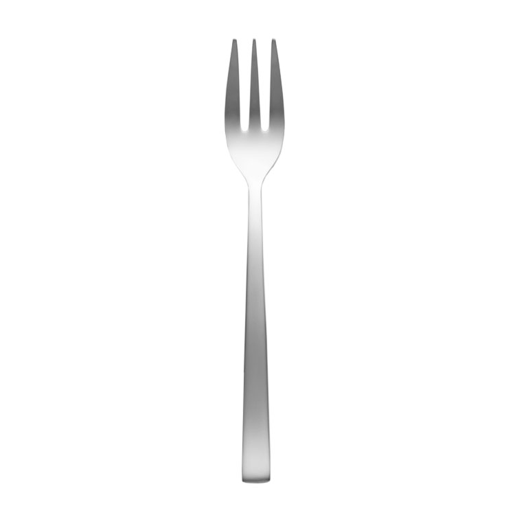 "World Tableware 930 029 6.06"" Briossa Cocktail Fork - 4.5-ga Stainless"