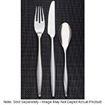 World Tableware 937027 Dinner Fork w/ Satin Finish, 18/8-Stainless, Slenda