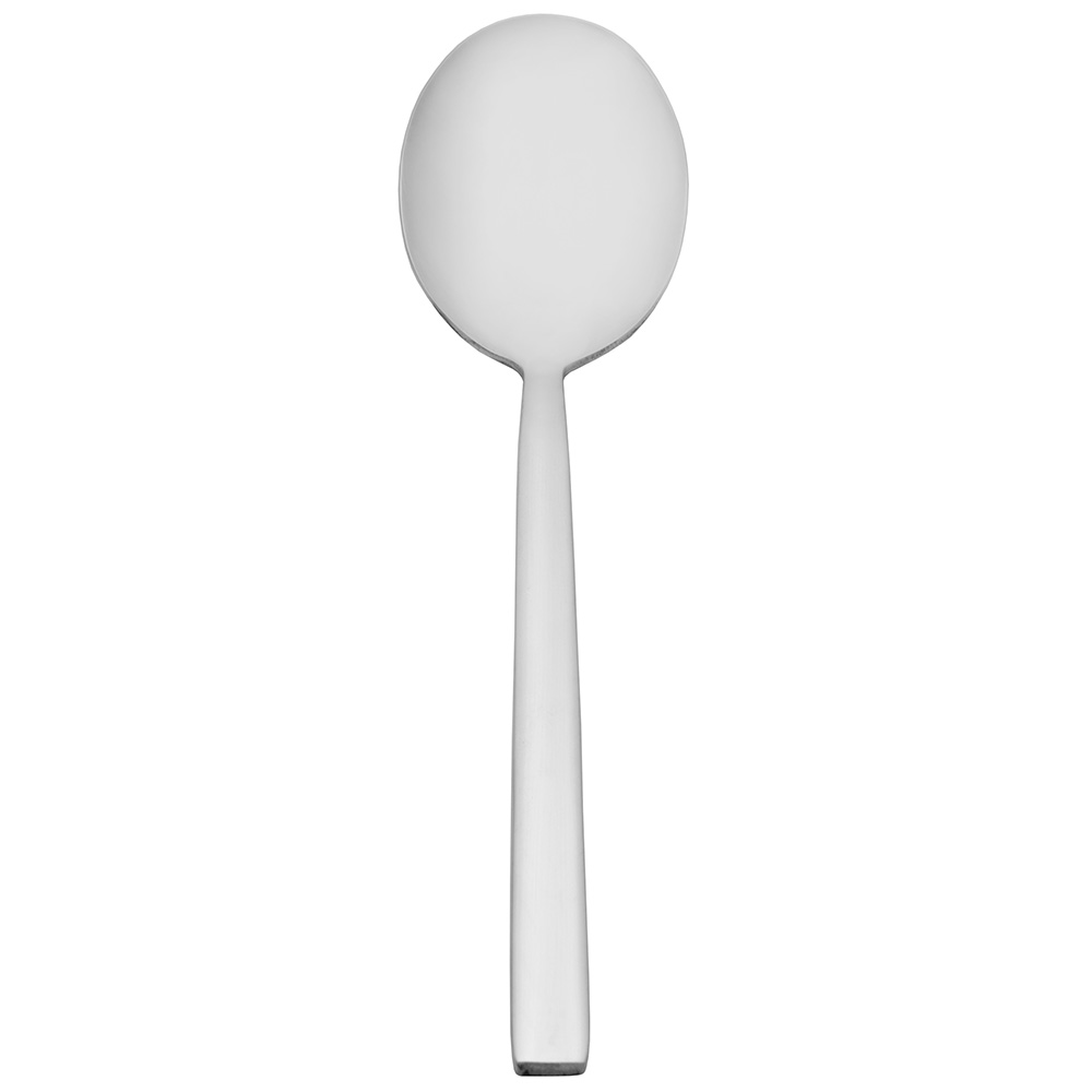 World Tableware 963001 Elexa Teaspoon - 18/0 Stainless