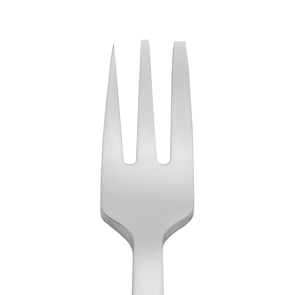 """World Tableware 963029 5.375"""" Cocktail Fork, Stainless Steel"""