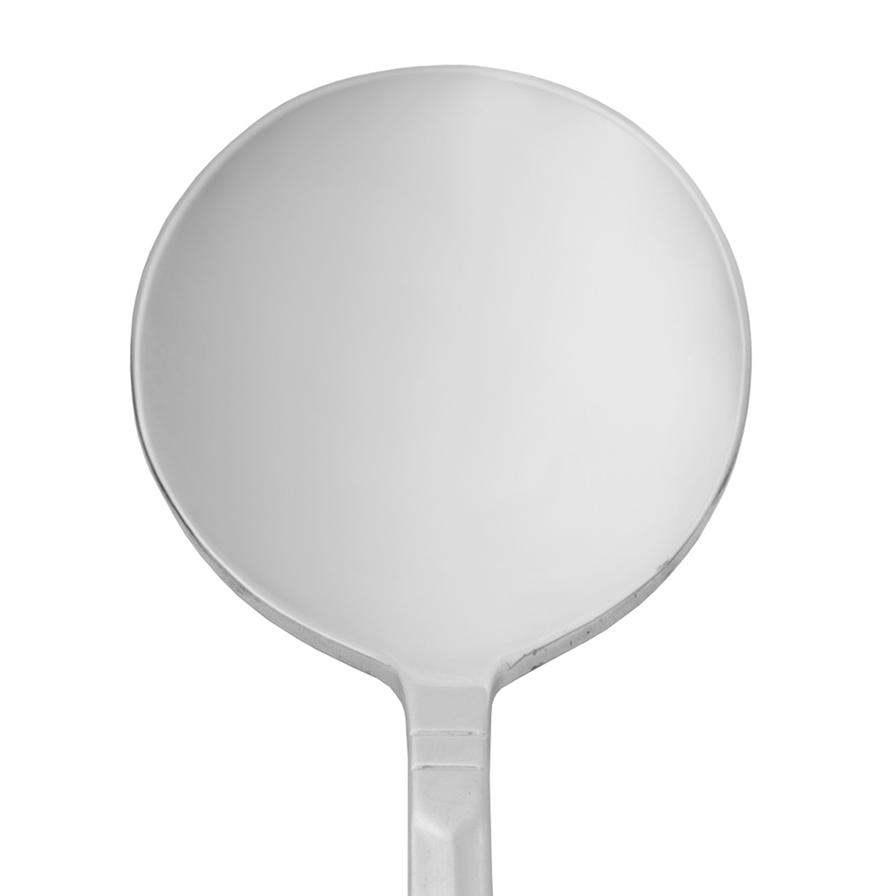 World Tableware 964016 Silverplated Bouillon Spoon, Manhattan World Collection