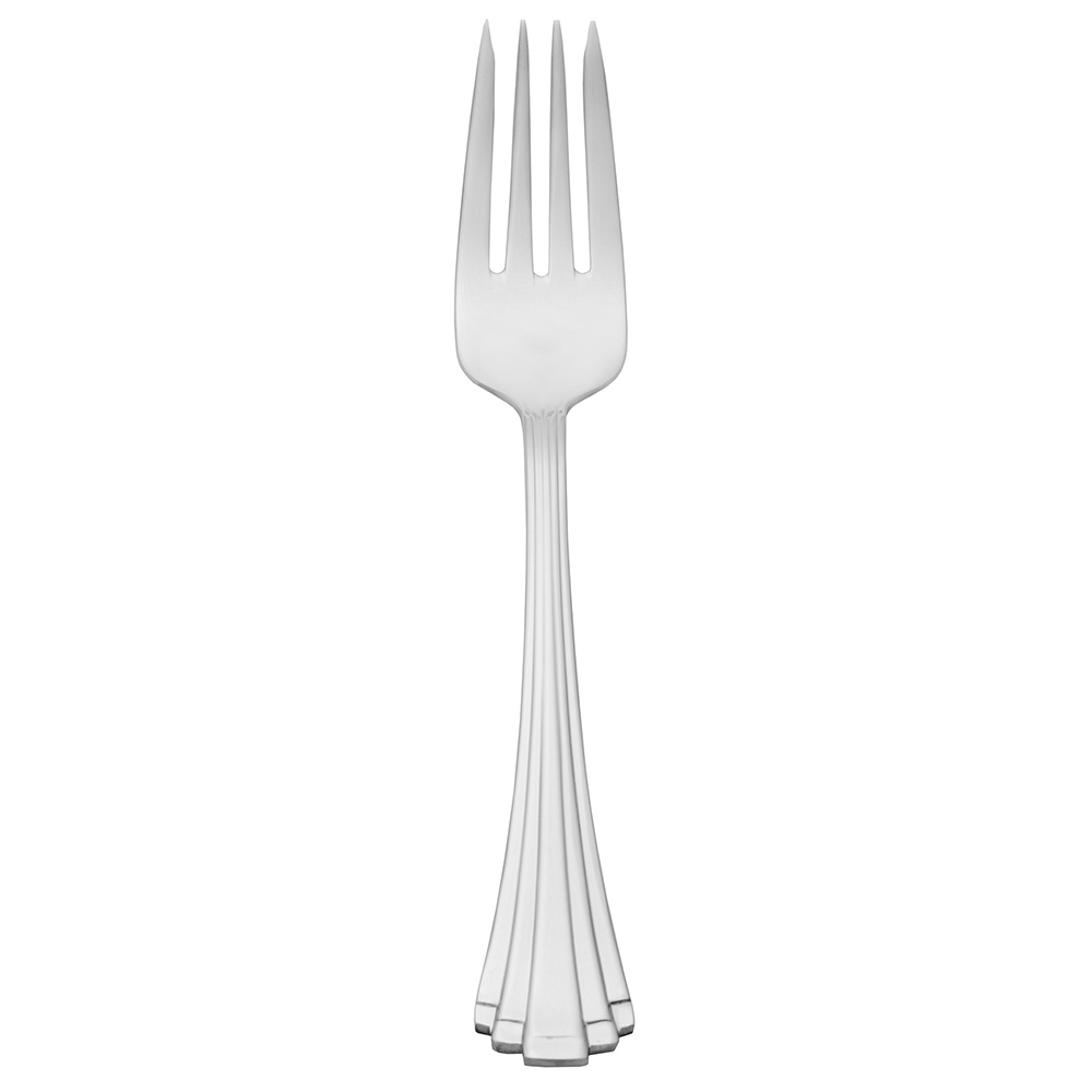 World Tableware 968038 Salad Fork, 18/0-Stainless, Alexis World Collection