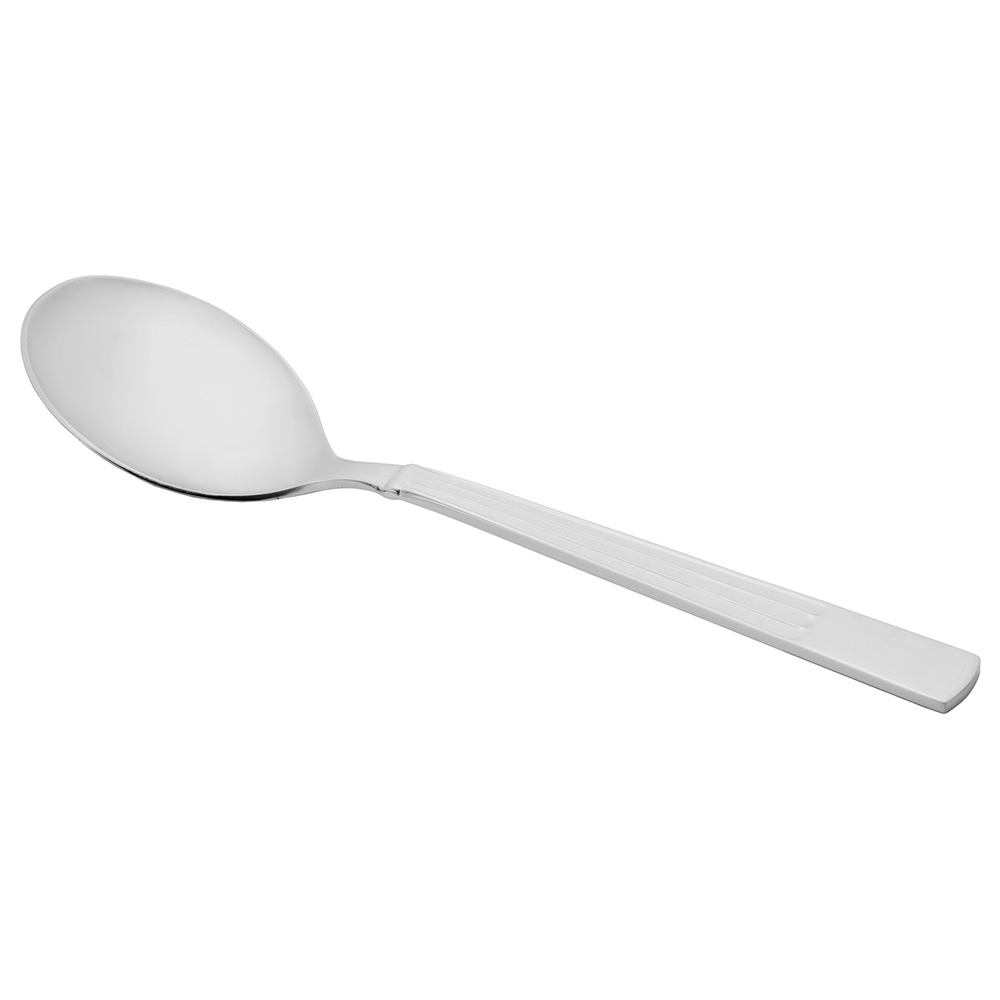 World Tableware 972016 Bouillon Spoon, 18/0-Stainless, Gibraltar World Collection