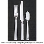 World Tableware 977002 Dessert Spoon, 18/0-Stainless, Slate World Collection