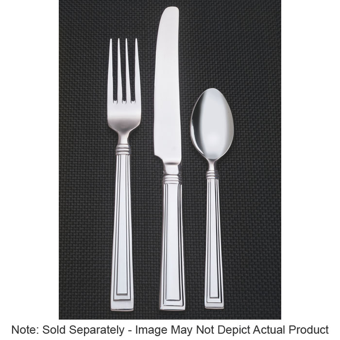 World Tableware 977038 Salad Fork, 18/0-Stainless, Slate World Collection