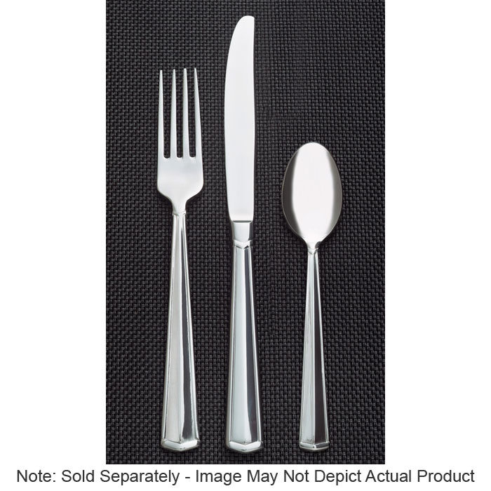 World Tableware 979002 Dessert Spoon, 18/8-Stainless, Norwich World Collection
