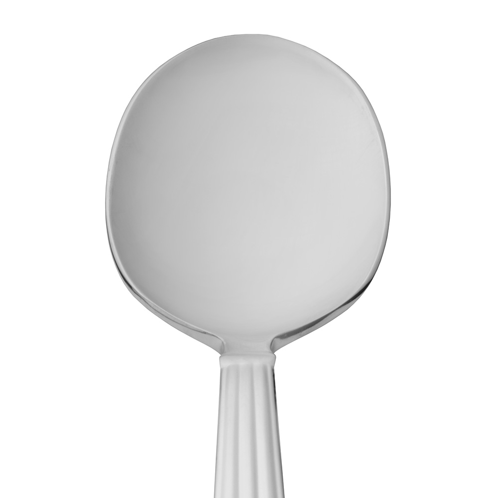 World Tableware 983016 Bouillon Spoon, 18/8-Stainless, Aegean World Collection