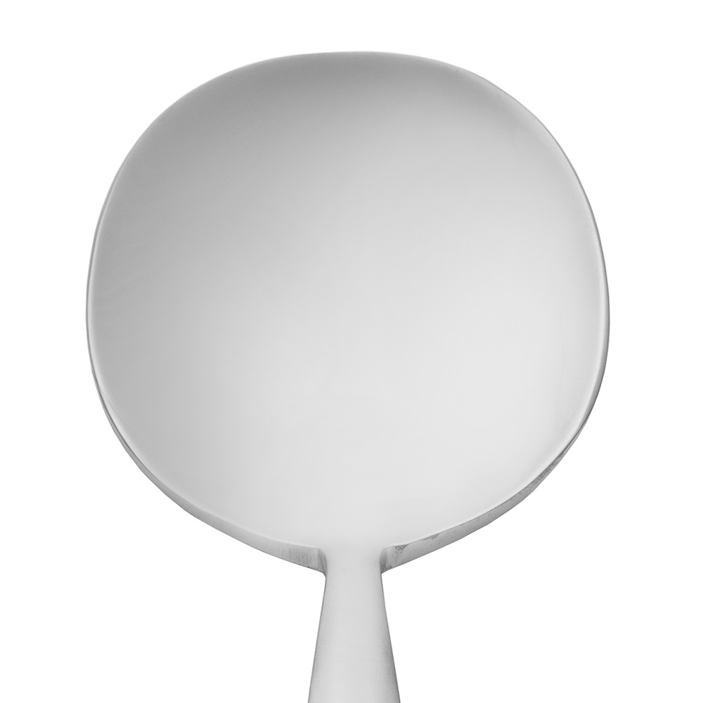 World Tableware 991016 Bouillon Spoon, 18/8-Stainless, Esquire World Collection