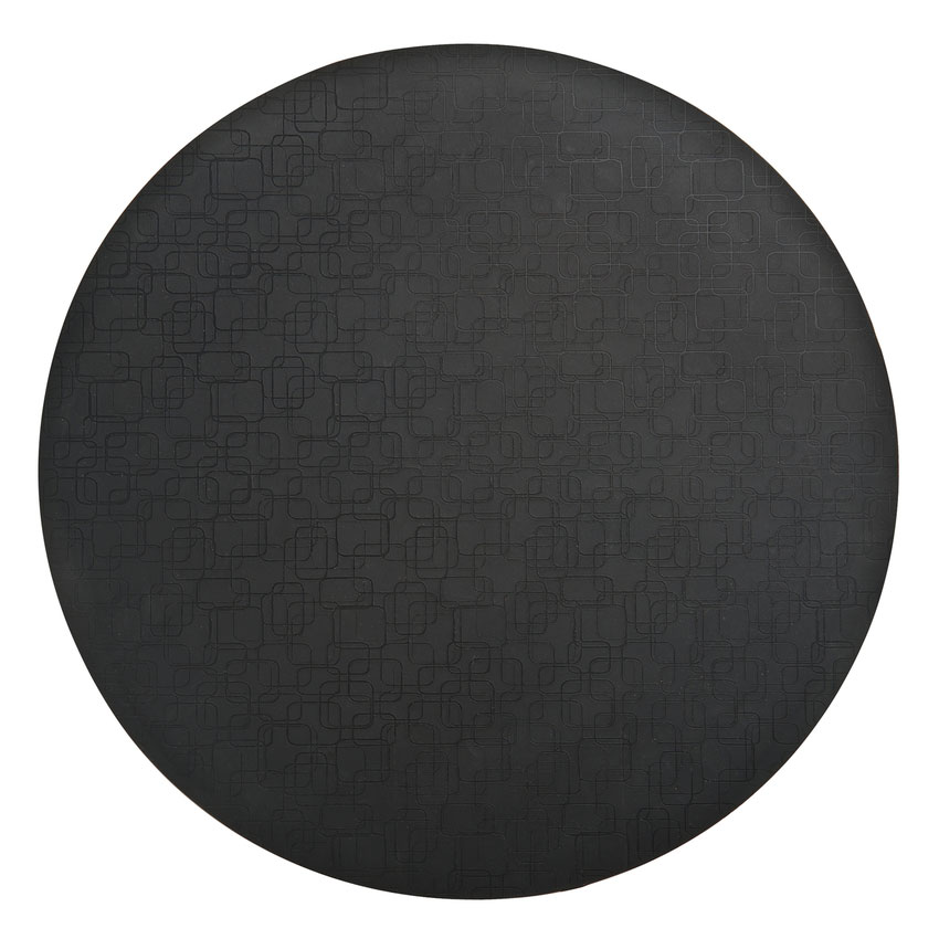 World Tableware BTM-6127 Black Mat for BT-6127 Tray