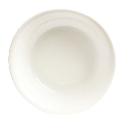 World Tableware BW-003 1-oz Chef's Selection Micro-Ramekin - Porcelain, Ultra Bright White